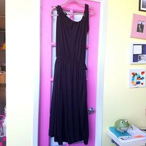 Y-3 Yohji Avant Guarde Black Dress